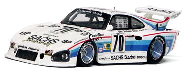 Racer RCR40 Porsche 935 K3, LeMans 1980