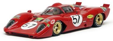 Racer RCR49K Ferrari 312P N.A.R.T, LeMans 1970, kit