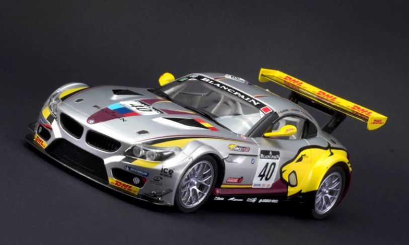 Scale Auto Sc7059 Dhl Bmw Z4 Gt3 40 1 24 Scale Sc7059 169 99 Electric Dreams New And