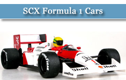 SCX Conventional Slot Cars