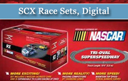 SCX 1/32 Scale Race Sets, Digital