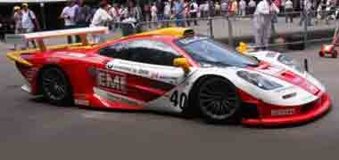 Slot It SICA10E McLaren F1 GTR #40, LeMans 1998