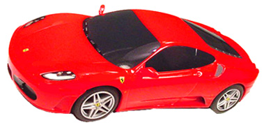 Scalextric C2822 Ferrari F430 High Impact, red
