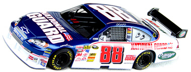 Scalextric C2958 NASCAR COT, Dale Earnhardt Jr. 2008