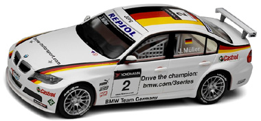 Scalextric C3020 BMW 320Si