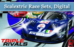 Scalextric Sport 1/32 Scale Race Sets, Digital