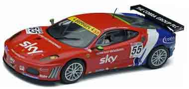 Scalextric C3085 Ferrari F430 GT2, CRS Racing