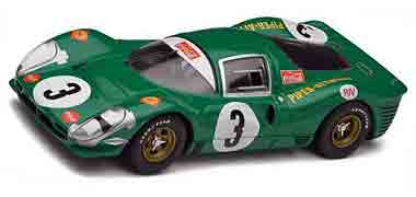 Scalextric C3098 Ferrari 330P4 Kyalami 1968