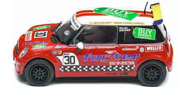 Scalextric C3103 BMW Mini, Martin Depper