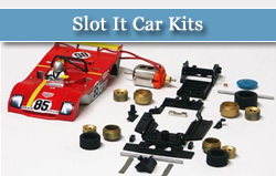 Slot It Car Kits