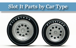 Slot It Parts by Car Type