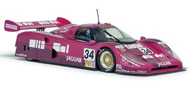 Slot It SICA13B Jaguar XJR12, #33, LeMans 1991