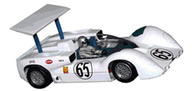 Slot It SICA16A Chaparral 2E #65