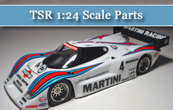 TSR 1:24 Scale Parts