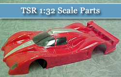 TSR 1:32 Scale Parts