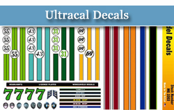 Ultracal Decals
