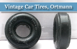 Vintage Car Tires, Ortmann