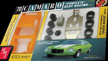 AMT 744 1970 Camaro 1/24 scale KIT