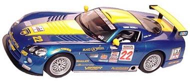 Scalextric C2522 Viper GTSR, Bobby Archer