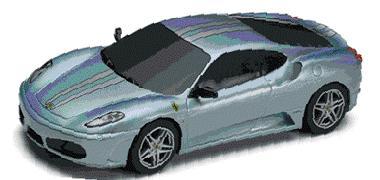Scalextric C3067 Ferrari F430, super resistant