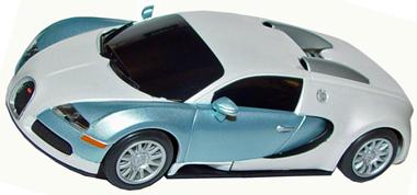 Scalextric C3173 Bugatti Veyron road car, silver - $34.99