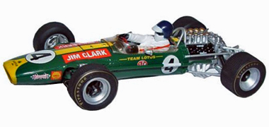 Scalextric C3206 Lotus 49, 1968