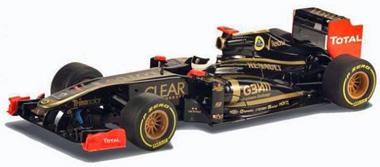 Scalextric C3261 Lotus-Renault 2012