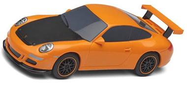 Scalextric C3274 Porsche 997 road car, orange