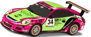 Scalextric C3277 Porsche 997, Carrera Cup
