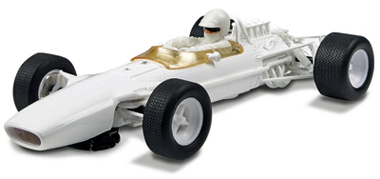 lextric C3442 Lotus 49B, all white