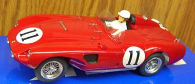 MMK F625LM-11 Ferrari 625LM LeMans 1956, #11