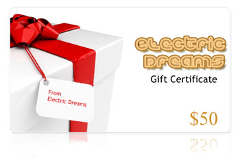 gift certificate slot cars