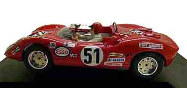 GMC05/01 Abarth 1000SP LeMans 1969 RTR
