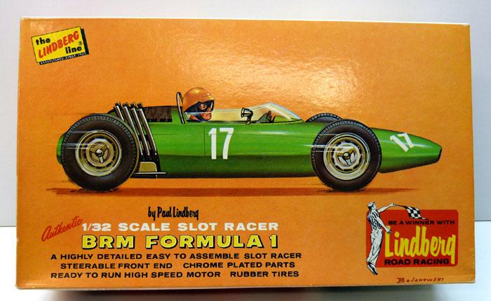 L111 Lindberg 1/32 scale BRM Formula 1 kit MIB [L111