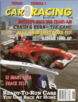 MCR09 Model Car Racing Magazine, May / Jun. 2003