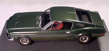 Pioneer P001 Bullitt Mustang