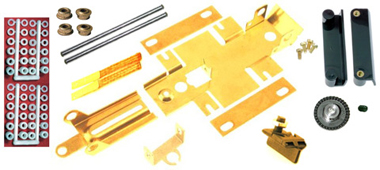 PMTR5006 Repro AMT brass chassis kit