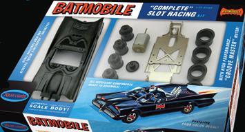 POL 883 Batmobile (60s TV show) 1/32 scale KIT