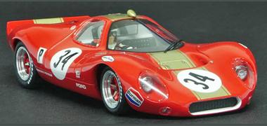 Racer RCR61 Ford P68 Brands Hatch 1969 #34