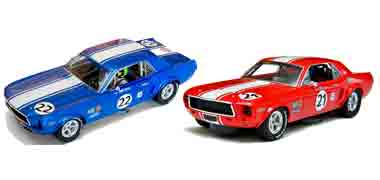 Pioneer RTP2 TransAm Mustang twin pack