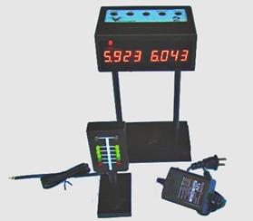 SCD SD200 Timing/scoring system less sensor