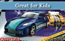 Electric Dreams, New and Vintage Slot Cars