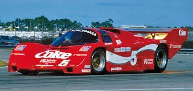 Slot It SICA25A Porsche 962 IMSA, Daytona 1986. Preorder now!