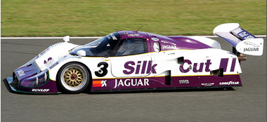 Slot It SICW11 Jaguar XJR12, LeMans winner 1990. Preorder now!