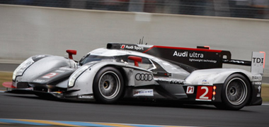 Slot It SICW12 Audi R18 2011 LeMans winner. Preorder now!