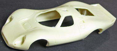 Racer SP68/A2 Body for RCR61 Ford P68