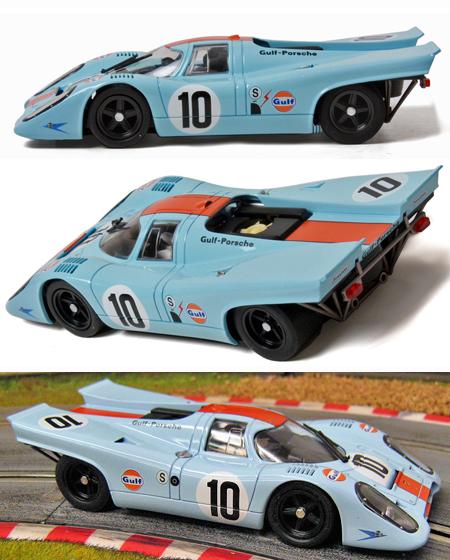 Fly 005104 Porsche 917 Gulf #10