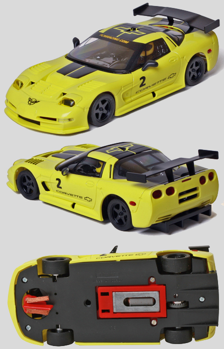 Fly 015202 Corvette C5R w/ racing chassis