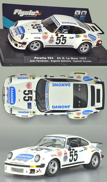 Fly 044102 Porsche 934, Danone