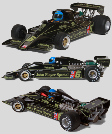 Fly 058105 Lotus 78, Ronnie Peterson 1978